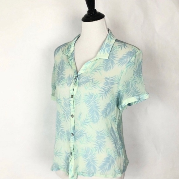 Tommy Bahama Tops - Tommy Bahama Button Up